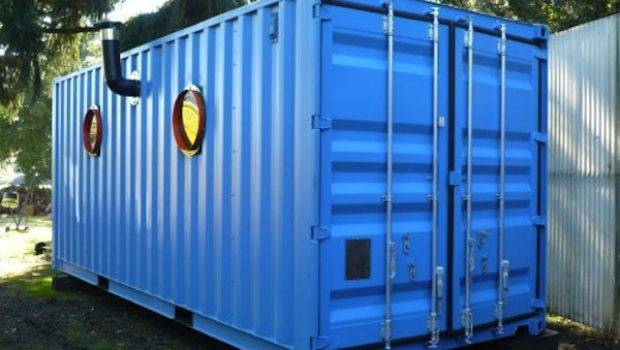 Top Shipping Container Tiny Houses
