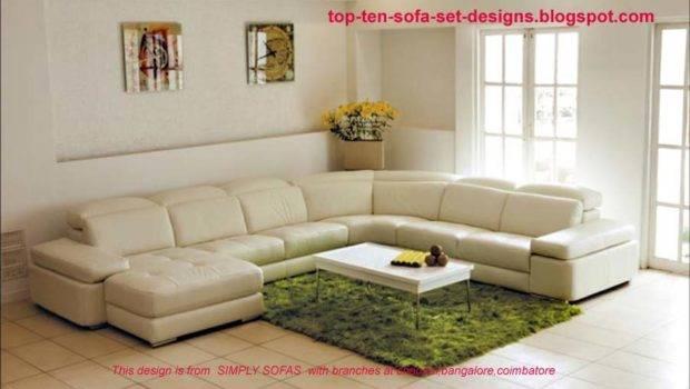 Top Sofa Set Designs Ten India
