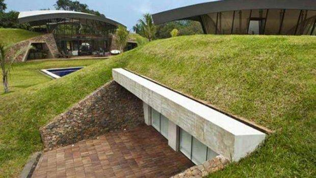 Top Underground Houses Homes