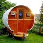 Tortoise Gypsy Wagons Tiny Colourful Bohemian Homes Wheels