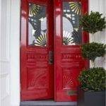 Touch Southern Grace Storybook Red Doors