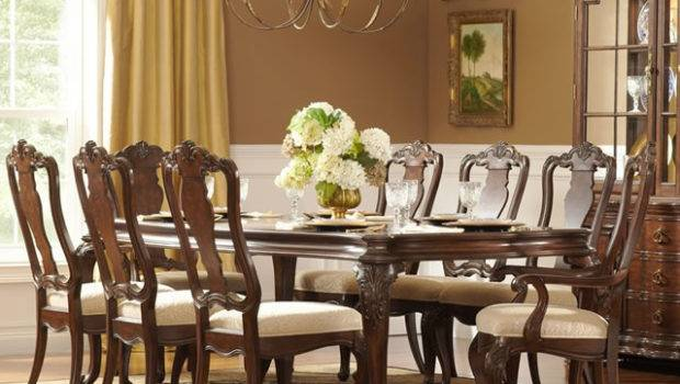 Traditional Dining Room Table Marceladick