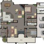 Traditional Japanese House Design Floor Plan Modern