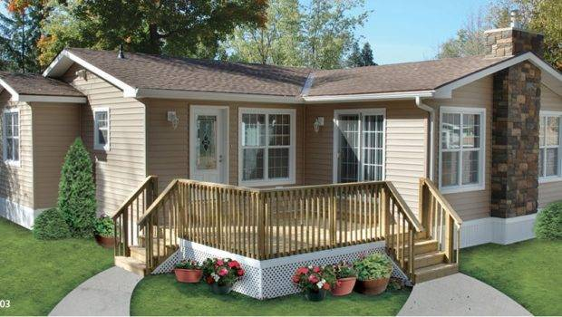 Traditional Manufactured Home Northlander