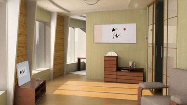 Tranquility Simplicity Japanese Interior Design