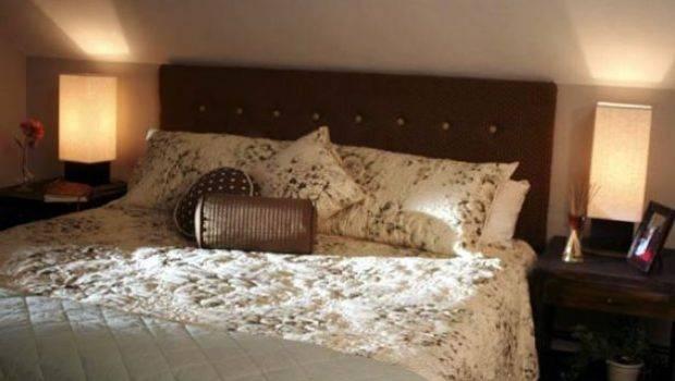 Transform Your Bedroom Floating Headboard Hgtv