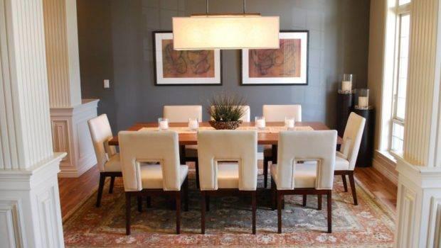 Transitional Dining Room Designs Decorating Ideas