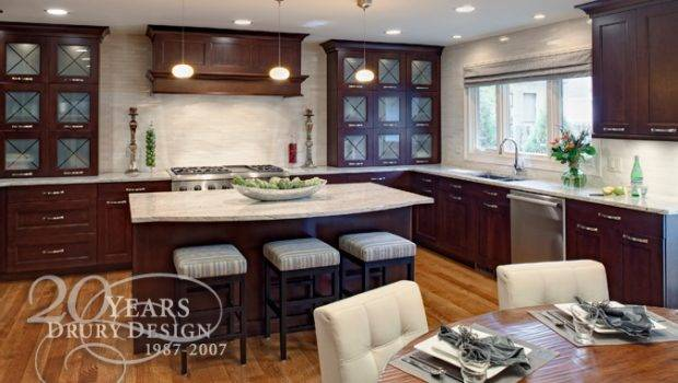 Transitional Kitchen Design Ideas