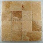 Travertine Tile Pattern Floor Mosaic Marble
