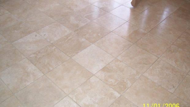 Travertine Unpolished Floor