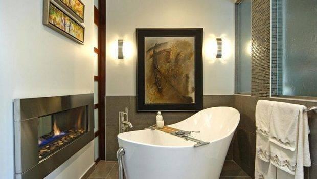 Trendy Bathroom Additions Bring Home Luxury Spa