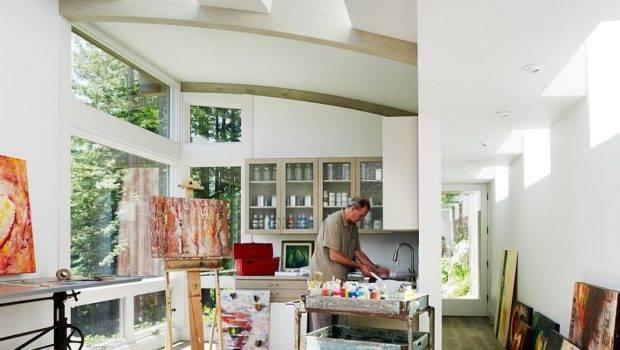 Trendy Ideas Home Office Skylights