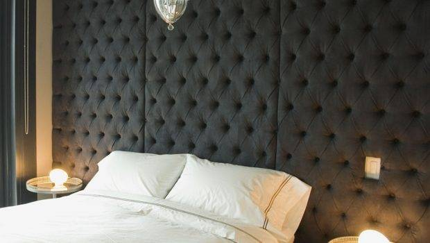 Trendy Rooms Tufted Wall Panels
