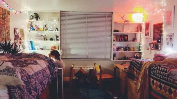 Tricks Cool Dorm Room Setups Ideas