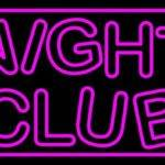 Tube Neon Sign Made Usa Colors Pink