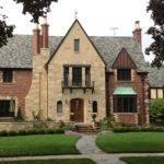 Tudor Revival House Designed Arthur Maiwurm Franklin