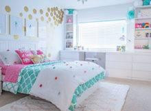 Tween Girl Bedroom Makeover Reveal Tidbits Twine