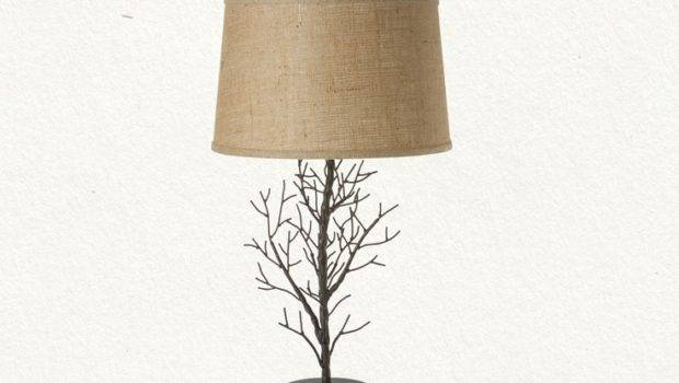 Twig Table Lamp Terrain Home Pinterest