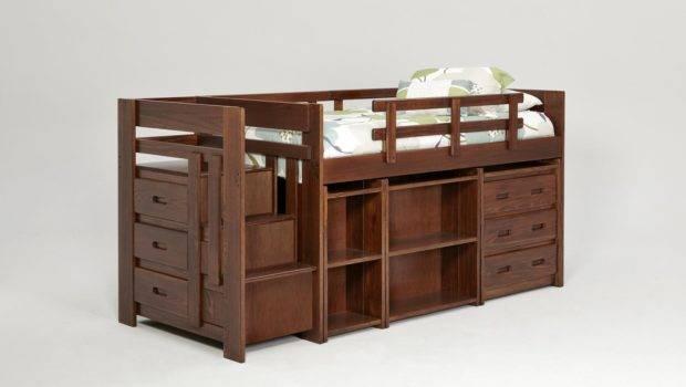Twin Mini Loft Bed Storage Chelsea Home Furniture