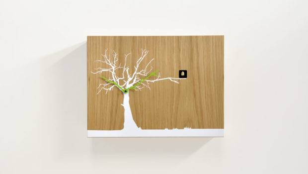 Uhrzahl Clock Cool Wall Industrial Designer Christos