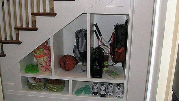 Under Stairs Closet Storage Design Ideas Pinterest