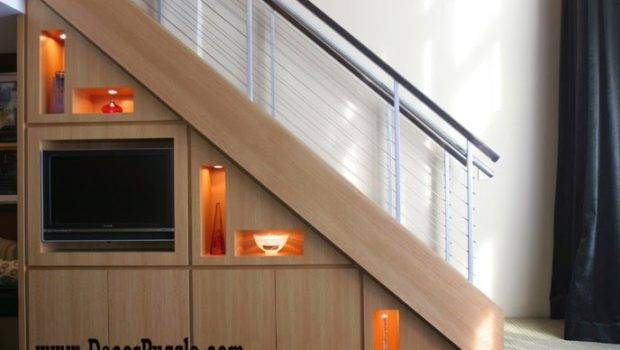 Under Stairs Ideas Storage Solutions Unit