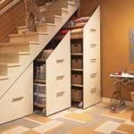 Under Stairs Storage Cabinet