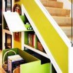 Under Stairs Storage Ideas Designs