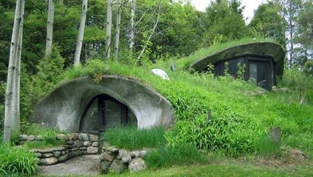 Underground Houses Ultimate Off Grid Living