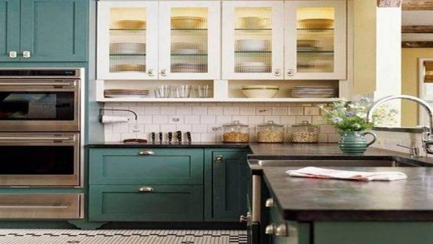 Unique Best Color Paint Kitchen Cabinets