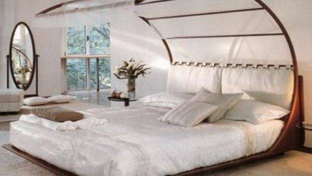 Unique Modern Canopy Beds