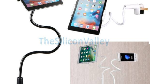 Universal Flexible Arm Bed Lazy Holder Mount Stand