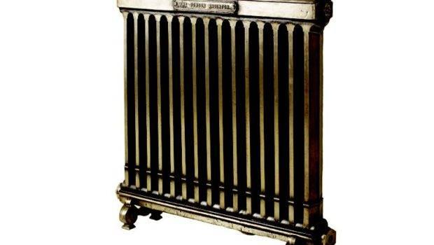 Unusual Jobson Church Radiator Old Company