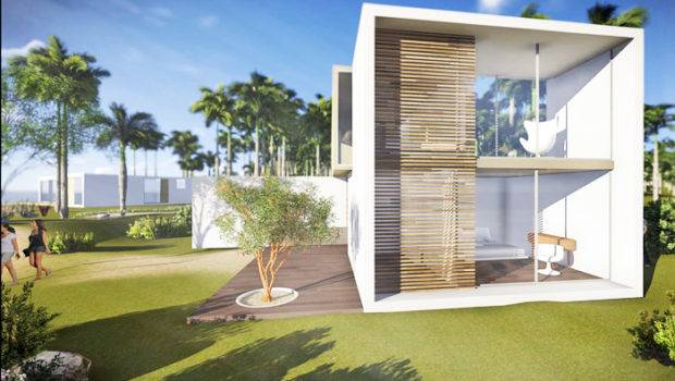 Unveils Plans Shipping Container Homes Bodrum Turkey