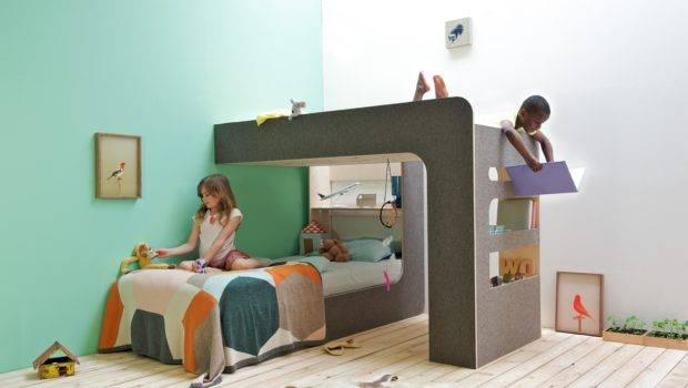 Upndown Unique Design Bunk Bed Kids Littlestarblog