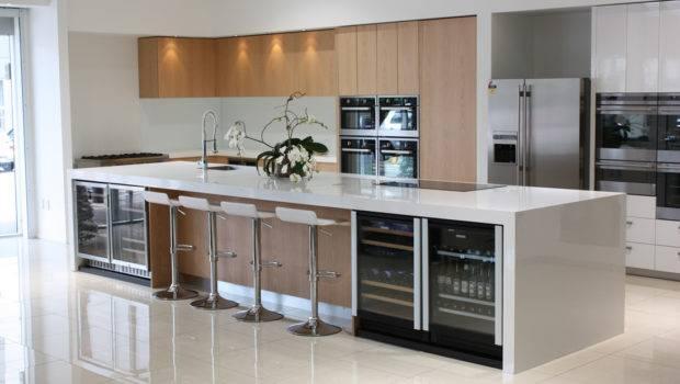 Using High Gloss Tiles Kitchen Good Interior