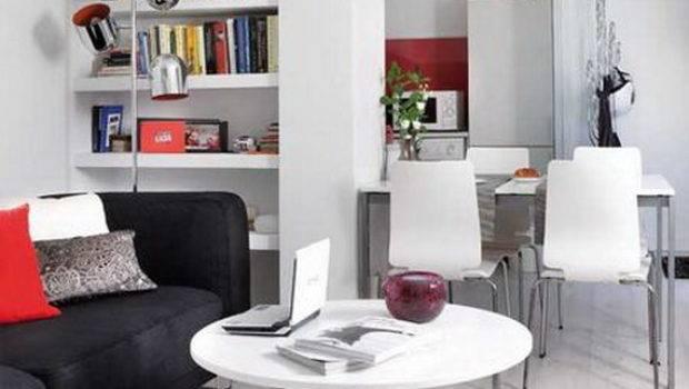 Very Small Apartment Design Ideas