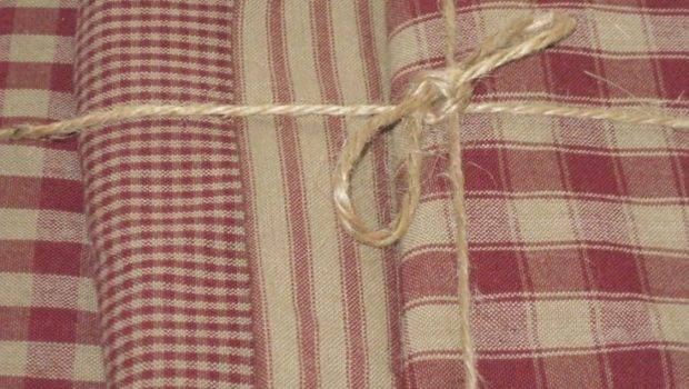 Vichy Material Curtains Towels Sewing Other Fabric Idea