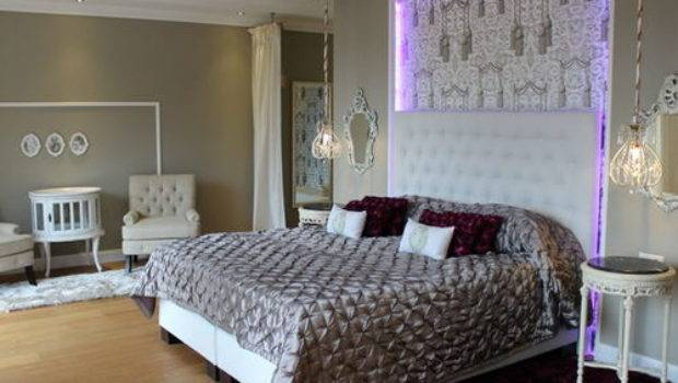 Victorian Gray Bedroom Design Ideas Remodels Photos Houzz