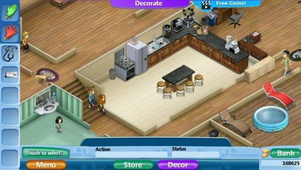 Virtual Families Home Renovation Kitchen Remodel