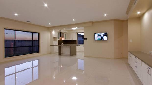 Virtual Furniture Interior Dusk Asset Photography