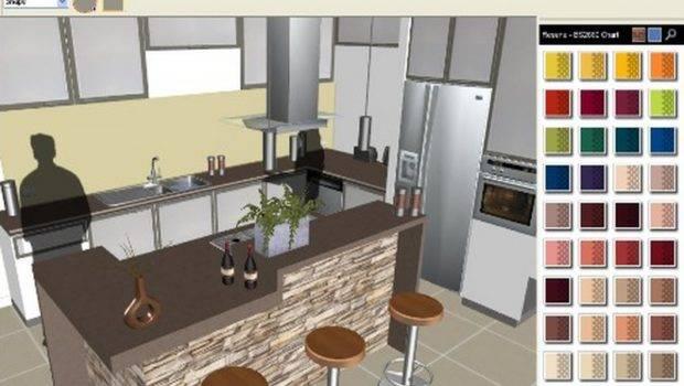 Virtual Kitchen Designer Home Interior Design