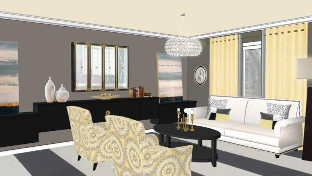 Virtual Room Makeover Living Home Design