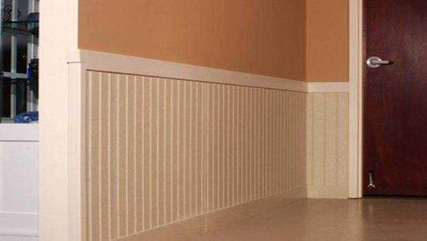 Wainscoting Steps Install Installing