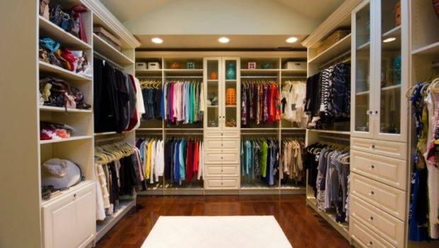 Walk Closet Designs Ideas Design Trends