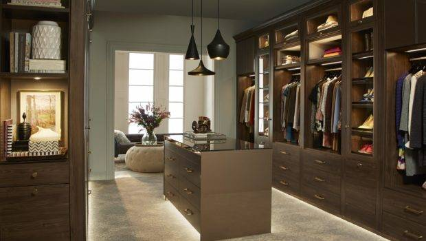 Walk Closets Designs Ideas California