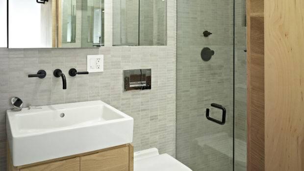Walk Shower Designs Small Bathrooms Creative
