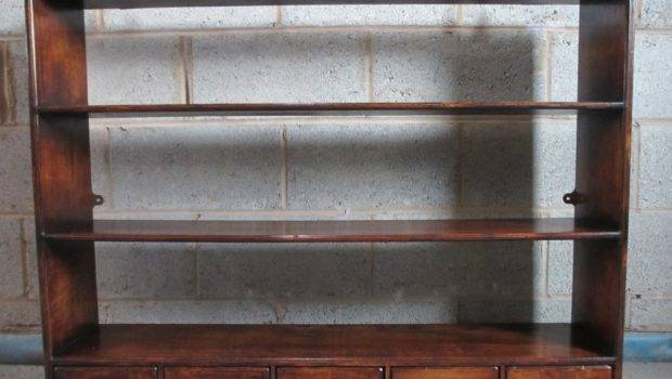 Wall Bookcases Antique Hanging Shelf