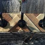 Wall Coat Rack Wood Unique Timelessrusticsshop