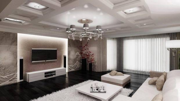 Wall Decoration Living Room Design Ideas